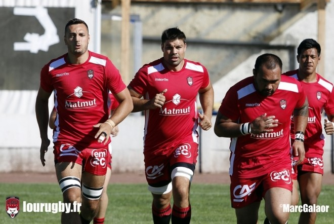 J7TOP14 : Le LOU Rugby, dauphin du TOP 14 !